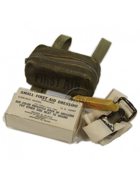 Packet First Aid, 1st type