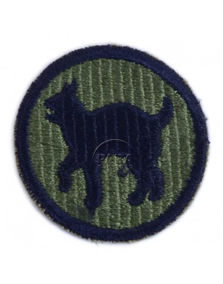 Patch, 81st Infantry Division