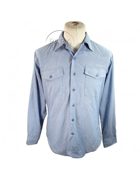 Shirt, Type Chambray, USN
