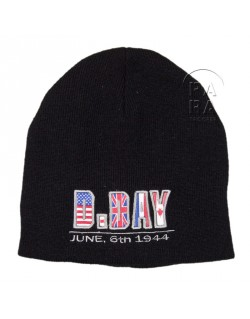 Cap, Wool, D-Day