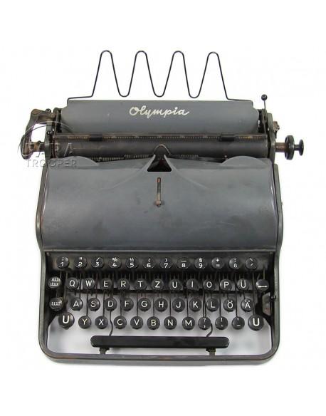 Typewriter, Olympia, SS