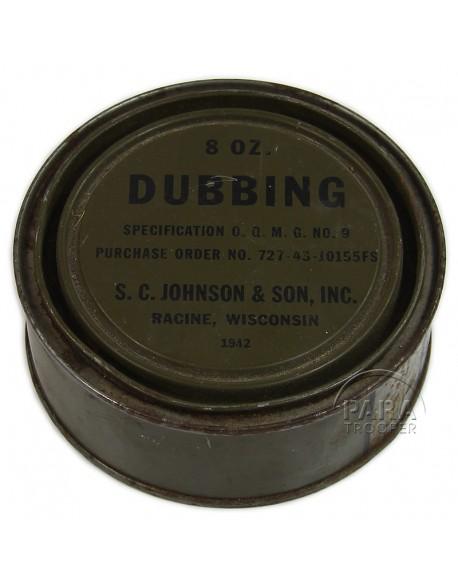 Dubbing, Shoe, S. C. Johnson & Son, Inc. 1942