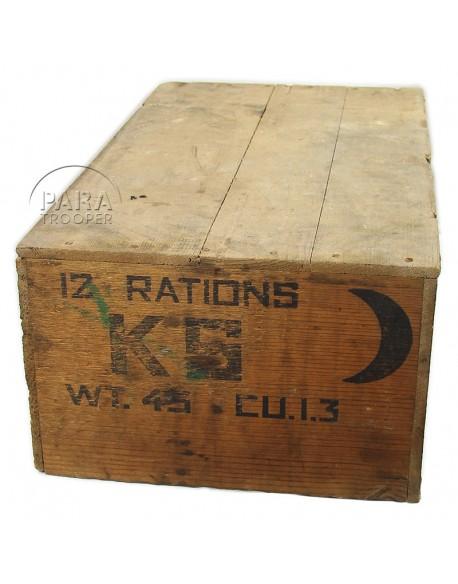 Box, Ration, KS, 1944