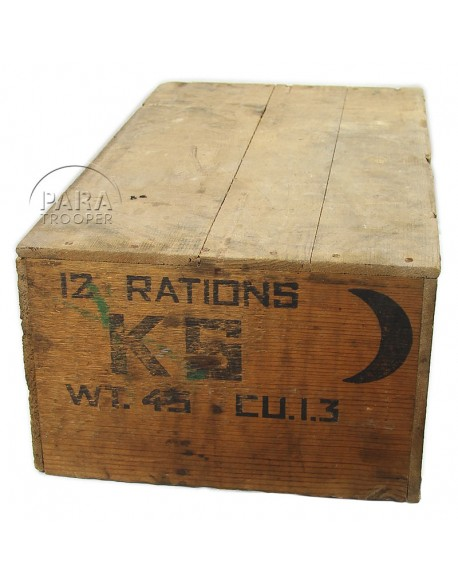 Caisse de ration KS, 1944