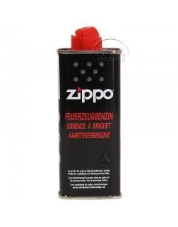 Bidon d'essence à Zippo