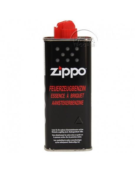 Can, gas, Zippo