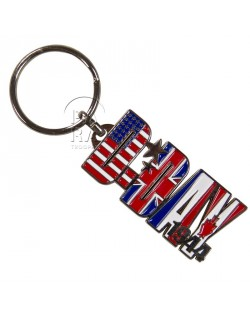 Key chain, D-Day