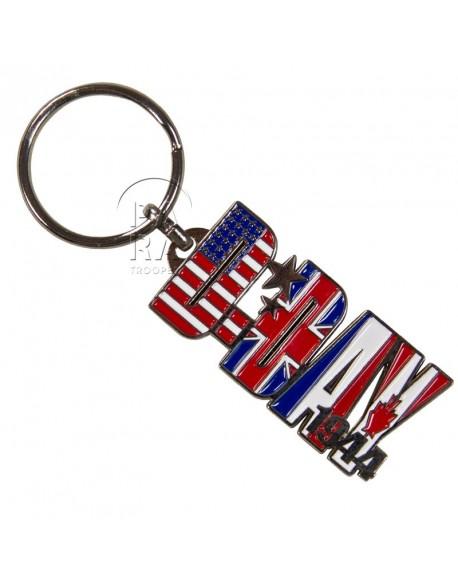 Porte-clés D-Day