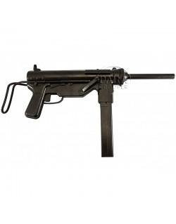 """Pistolet-mitrailleur USM3 """"Grease Gun"""", 1er type, DENIX"""