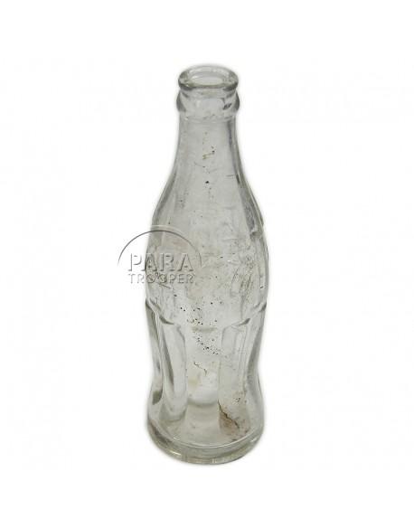 Bouteille de Coca-Cola, blanche