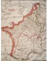 Map, Silk, Invasion/Escape, MI.9., France