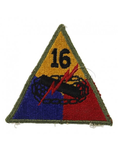 Patch, 16th Armored Division
