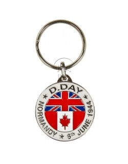 Key Ring, D-Day, Normandy