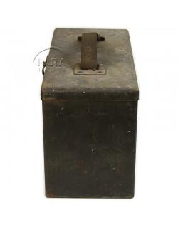 Case, Tin, Ammunition, Cal .50, 1st type