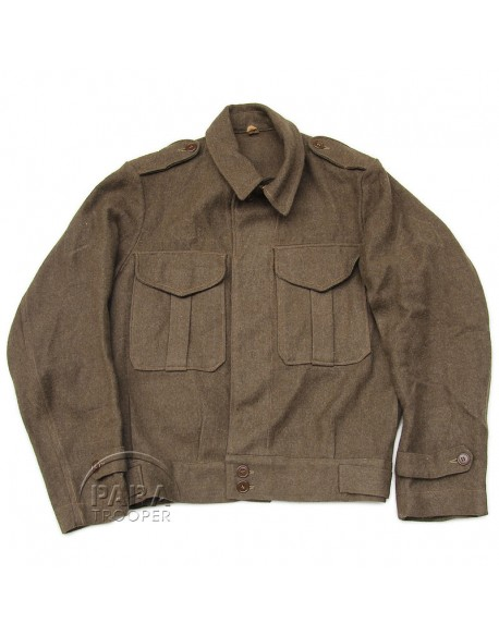 Jacket, Ike, Australian Made, Named