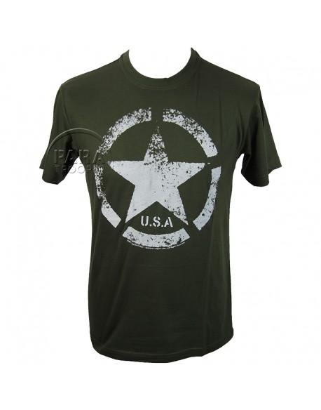 T-shirt vintage US Army
