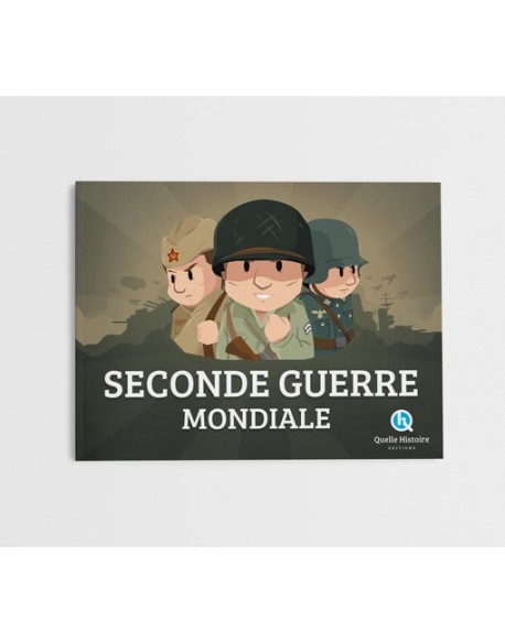 La Seconde Guerre mondiale, enfant