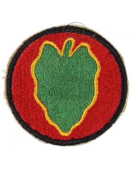 Insigne 24e Division d'Infanterie