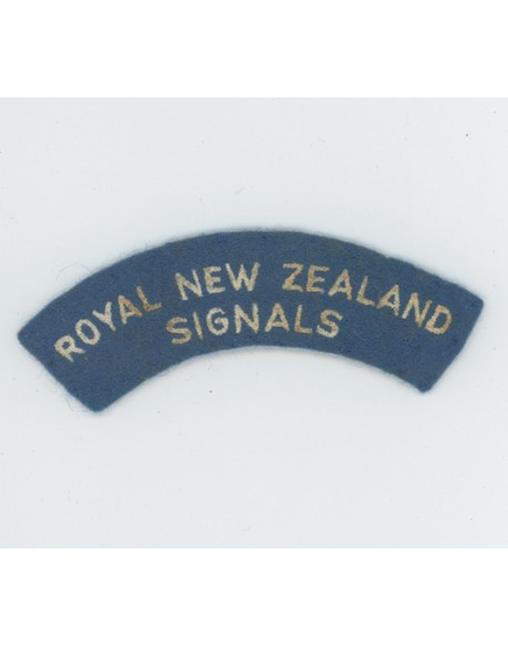 Insigne Royal New Zealand Signals
