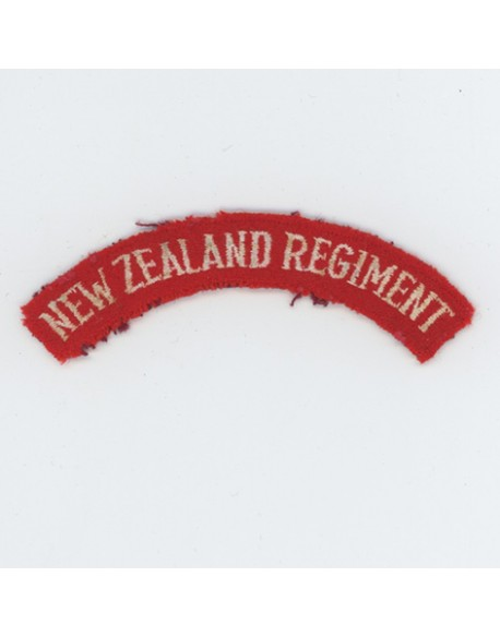 Insigne Royal New Zealand Regiment