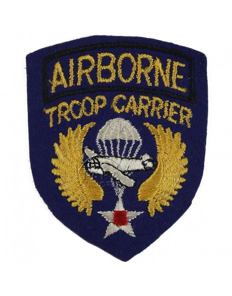 Patch, Airborne Troop Carrier Command, felt