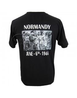 T-shirt, 101st airborne / Eisenhower