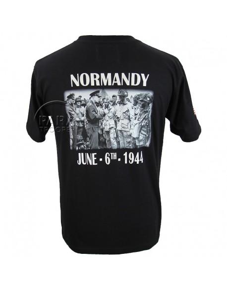 T-shirt, 101e Airborne Div. / Eisenhower
