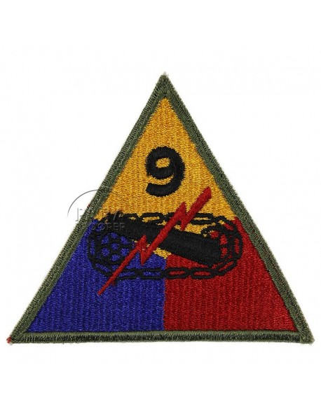 Patch, 9th Armored Division