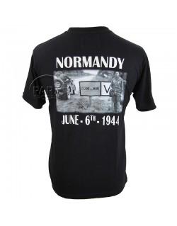 T-shirt, 101st airborne Div. / Saint-Côme-du-Mont