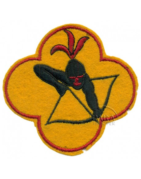 429TH Bombardment squadron patch AAF Air Corps
