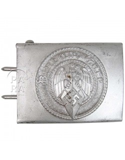 Belt buckle, Hitlerjugend, metal