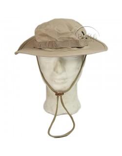 Chapeau de brousse, beige