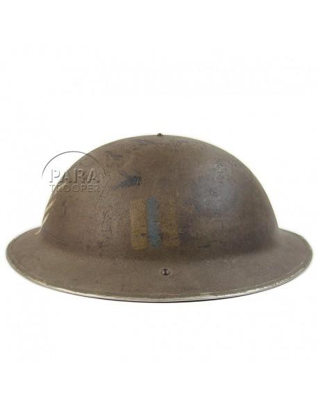 Casque MKII, Sergeant, R.A.S.C. RAF, 1942