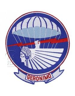 Pocket patch 501st Parachute Infantry Regiment