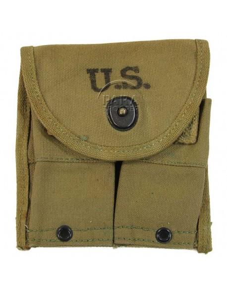 Porte-chargeurs carabine USM1, Midland Fabrics 1943