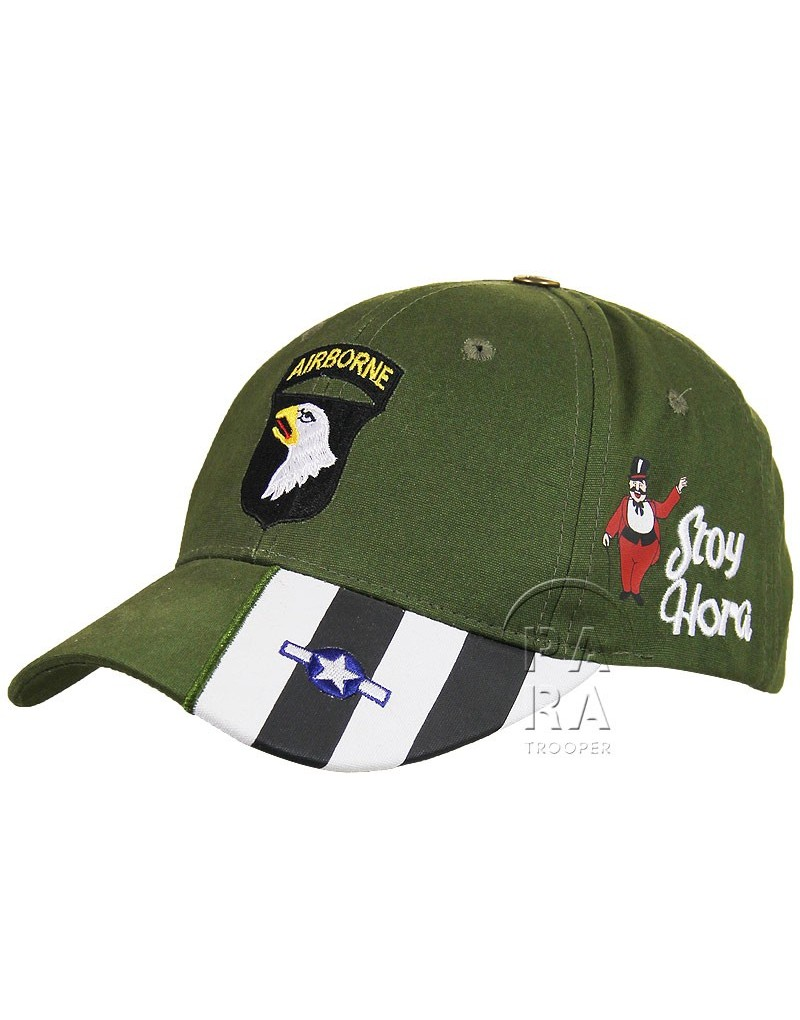 Cap Baseball D Day Experience Stoy Hora Official