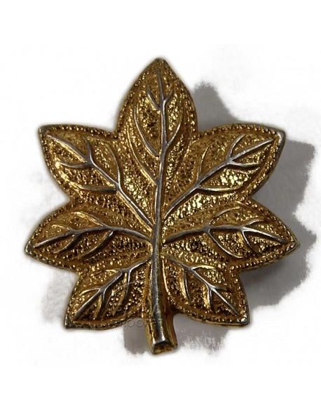 Rank insignia, miniature, Major