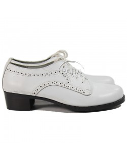 Shoes, Service, White, Woman, NNC / USN