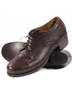 Chaussures basses en cuir pour WAC