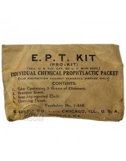 Pro-Kit packet, E.P.T.