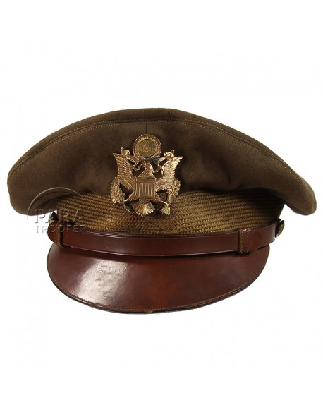Cap, Officer, US Army, British Made
