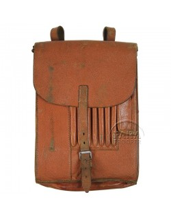 Porte-cartes officier, brun, 1937