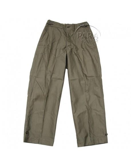 Trousers, Field, M-43, 1944
