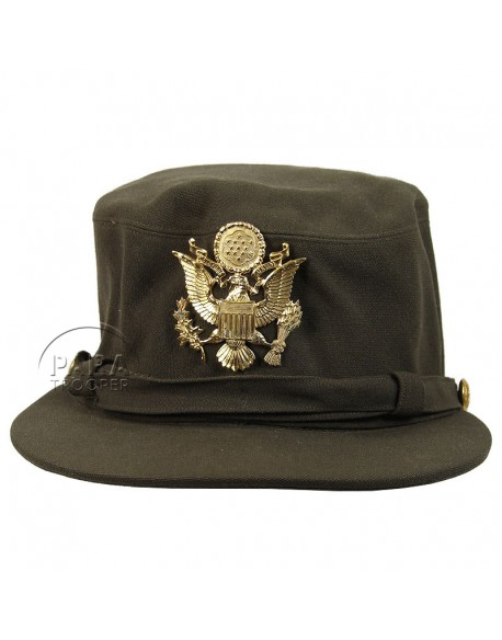 Cap, Wool, OD, WAC, Officer, 1942