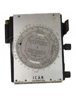 Règle de navigation, RCAF