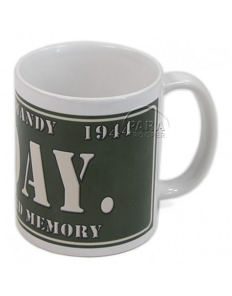 Mug, Plate, D-Day