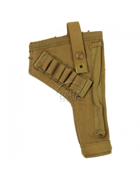 Holster, Canvas, revolver, Canadian Armored Troops