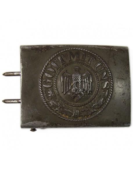 Boucle de ceinturon Wehrmacht, R.S. & S.