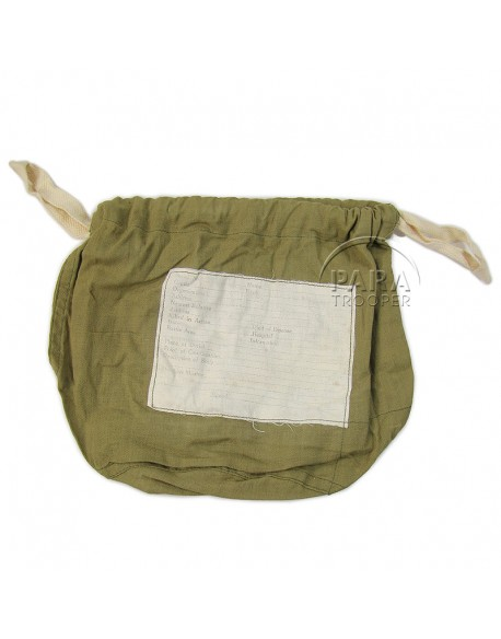 Bag, Personal Effects, KIA Soldiers