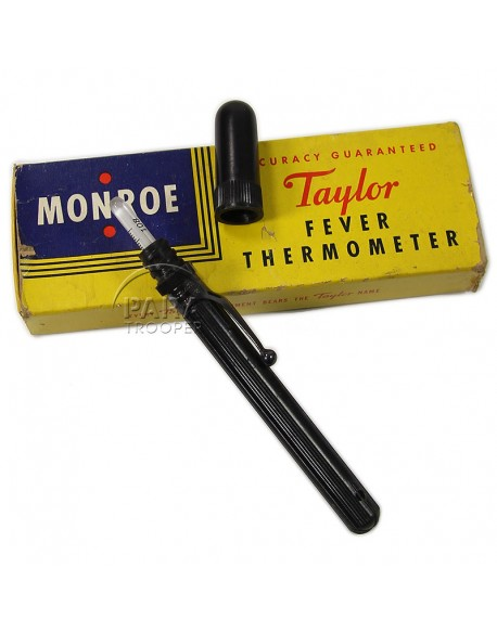 Thermometer, Taylor Monroe, 1943